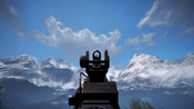 FC4 Vector Iron Sights