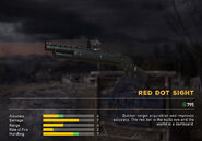 Fc5 weapon 1887t scopes reddot