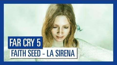 Far Cry 5 Faith Seed - La Sirena Personaje destacado
