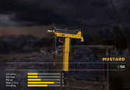 Fc5 weapon smg11 skin yellow