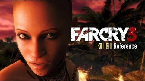 Far Cry 3 - Kill Bill Reference (His name is Buck....)