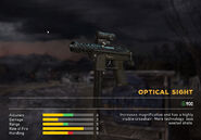 Fc5 weapon a99 scopes optical