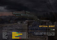 Fc5 weapon 1887t scopes optical