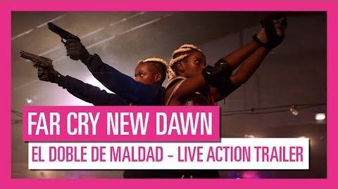 FAR CRY NEW DAWN EL DOBLE DE MALDAD - LIVE ACTION TRAILER