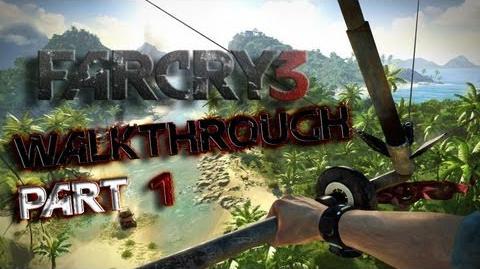 Far Cry 3 Walkthrough Part 1 - Intro