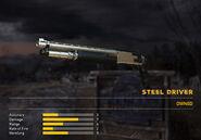 Fc5 weapon m133m skin silver