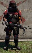 Army Heavy Commander