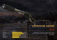 Fc5 weapons 4570fall barrel supps