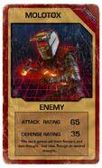 FC3BD card Molotox Enemy