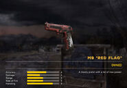 Fc5 weapon m9redflag