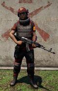 Army Defender Lieutenant