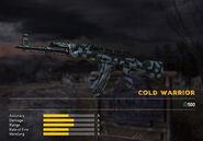 Fc5 weapon ak47 skin blue