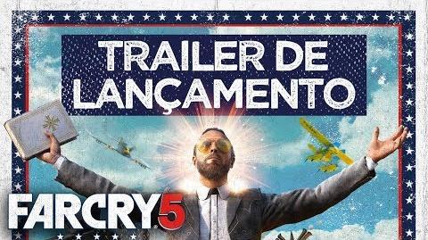 FAR CRY 5 - Trailer de Lançamento