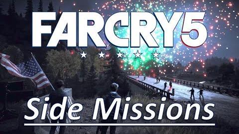 Patriot Acts Side Mission - John's Region