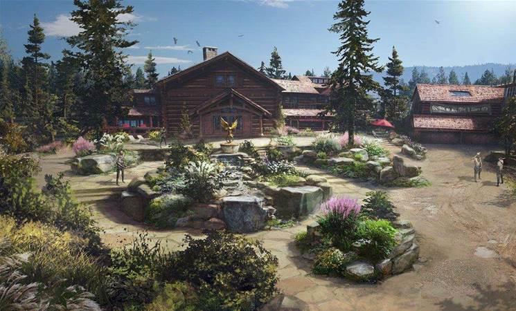 Seed Ranch Far Cry Wiki Fandom