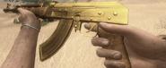 FC2 Золотой АК-47 (осмотр)