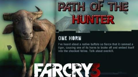 Far Cry 3 - Path of The Hunter Gameplay - One Horn Buffalo
