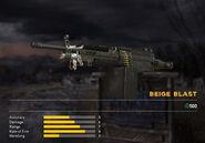 Fc5 weapon m249 skin beige