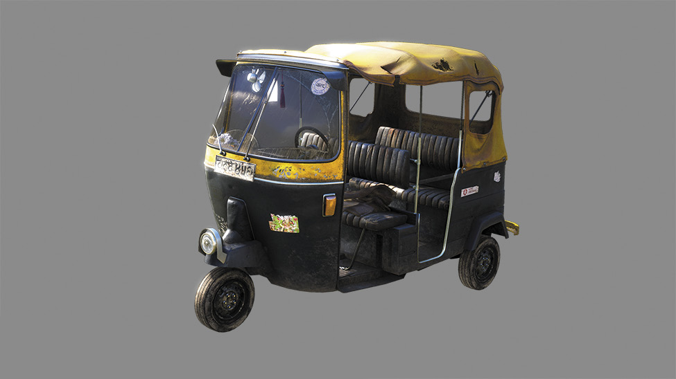 Rørig Tuk Tuk | Far Cry Wiki | FANDOM powered by Wikia EC-21