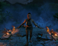 Far Cry 3 Убийство Цитры Дэннисом Роджерсом (1)