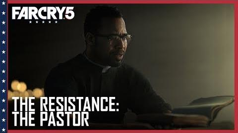 Far Cry 5 Official The Resistance Pastor Jerome Jeffries Trailer Ubisoft US