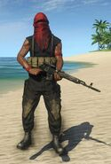 Pirate Sniper Elite
