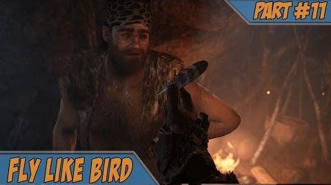 Far Cry Primal Fly Like Bird 1080p HD PS4 Part 11