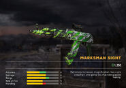 Fc5 weapon akmswarrior scopes marksman