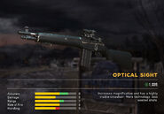 Fc5 weapon ms16tr scopes optical