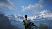 FC4 Flare Gun Iron Sights