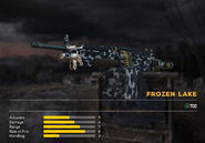 Fc5 weapon m249 skin camoblue