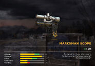 Fc5 weapon d50sov scopes marksman