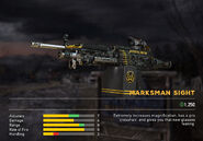 Fc5 weapon m249mil scopes marksman
