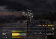 Fc5 weapon 1911toast sight optical