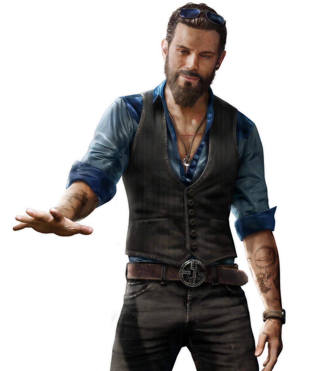 far cry 5 joseph seed png