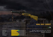 Fc5 weapon mp34rye scope reddot
