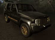 Golden Jeep