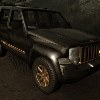 Чёрный с золотом
