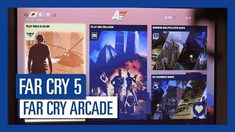 Far Cry 5 Far Cry Arcade Ubisoft