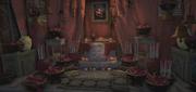 Храм Лакшманы изнутри