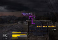 Fc5 weapon d50 skin purple