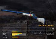 Fc5 weapon 1887arcade scopes optical