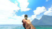 FC3 Flare Gun Iron Sights