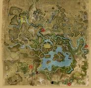 FC2 Местоположение золотых АК (юг)