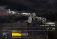 Fc5 weapon ms16tr skin winter