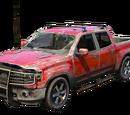 Civilian Pickup Truck