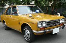 Datsun 510 Bluebird SSS 4-door