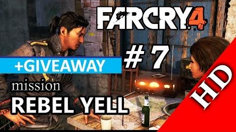 Far Cry 4 Giveaway + Gameplay Part 7 - Rebel Yell