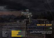 Fc5 weapon 1911toast sight reddot