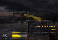 Fc5 weapon mp34rye